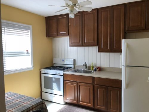 Newly remodeled Kitchen and all new appliances - Apple Barn Cottage in Flat Rock