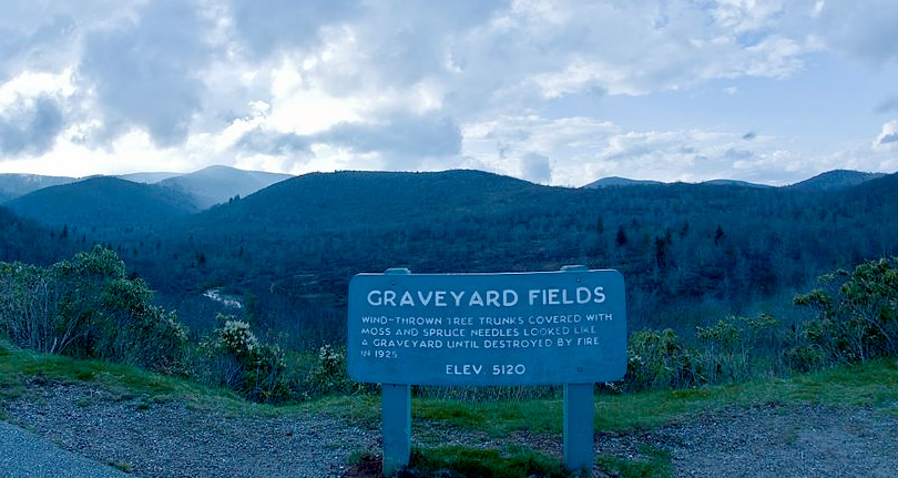 Graveyard Fields - Things to do near Meadowbrook Log Cabin