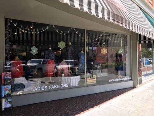 Beehive Resale Shop 449 N Main St, Hendersonville, NC