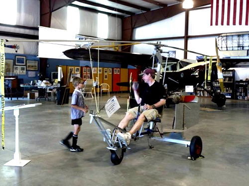 Western North Carolina Air Museum – Things to do near Meadowbrook Log Cabin