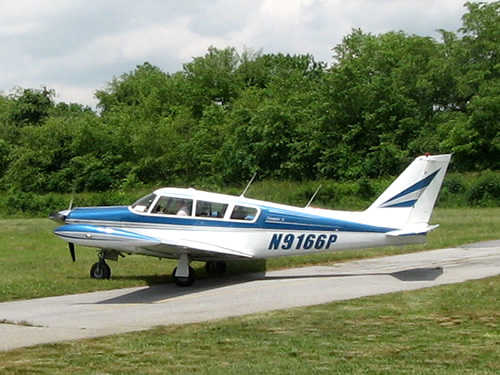 Vintage Plane offering plane rides - Western North Carolina Air Museum and Air Fair – Things to do near Meadowbrook Log Cabin