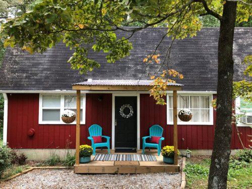 Apple Barn Cottage in Flat Rock, Hendersonville, NC - Apple Barn Cottage in Flat Rock