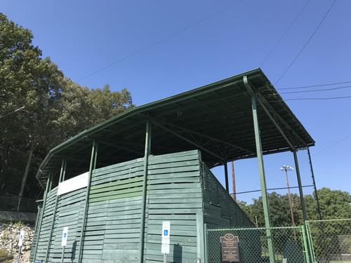 Berkeley Mills Ballpark - Berkley Mills Park – Near Meadowbrook Log Cabin, Hendersonville ,NC