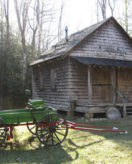 The Cradle of Forestry in America America's first school of Forestry Historic Site - Things to do near Meadowbrook Log Cabin