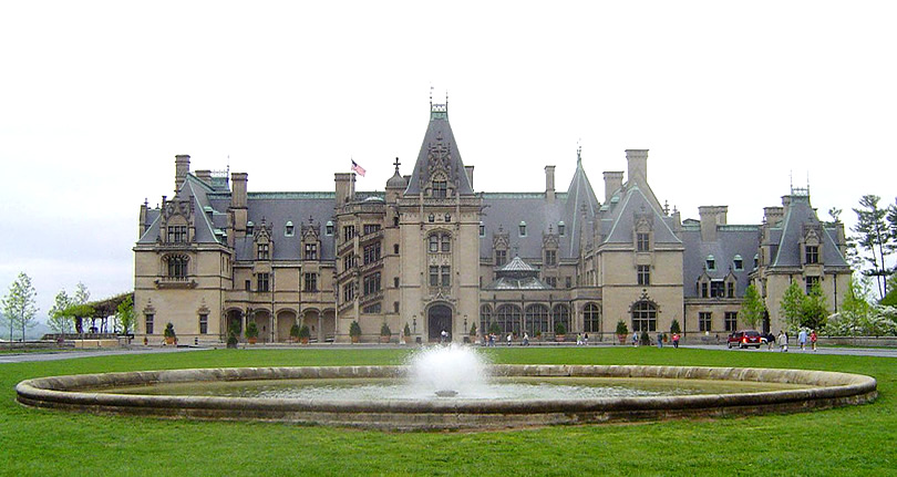 Biltmore House - Things to do near Meadowbrook Log Cabin