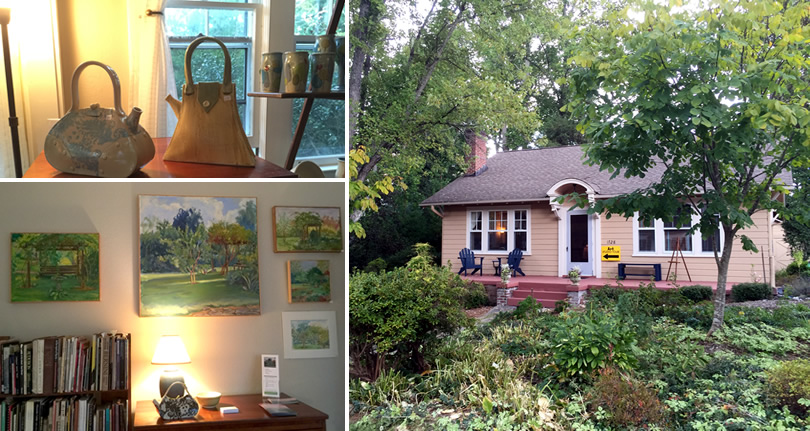 Open Studio Tour of Henderson County - near Meadowbrook Log Cabin, Hendersonville, NC