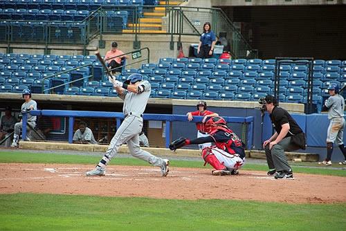 Rome Braves vs. Asheville Tourists at McCormick Field - Things to do near Meadowbrook Log Cabin, Hendersonville, NC