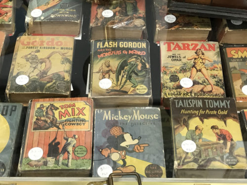 Miniature Books - Needful Things Antique Mall – Shopping near Meadowbrook Log Cabin, Hendersonville, NC