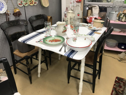 Lots of neat old things - Needful Things Antique Mall – Shopping near Meadowbrook Log Cabin, Hendersonville, NC