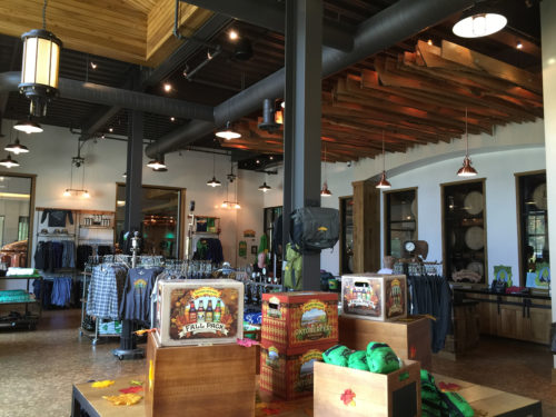 The Sierra Nevada Gift Shop sells the classics and limited and specialty beers, as well as a selection of wearables, glassware and specialty items. - Sierra Nevada Brewery - Things to do near Meadowbrook Log Cabin