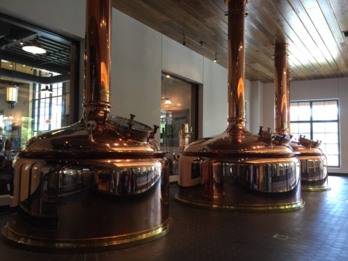 Enjoy an educational tasting of Sierra Nevada beers right next to the open fermenters. - Sierra Nevada Brewery - Things to do near Meadowbrook Log Cabin