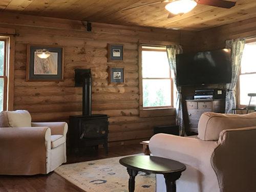Meadowbrook Log Cabin