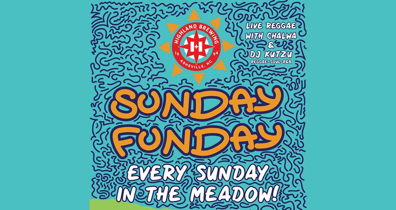 Sunday Fun Day: Highland Brewing Co. Local Sunday in the Meadow