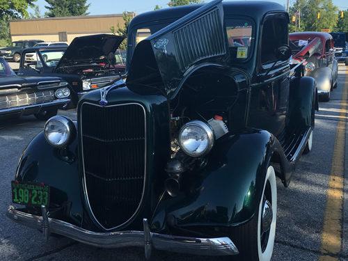 Carolina Mountain Car Club Classic Car Show