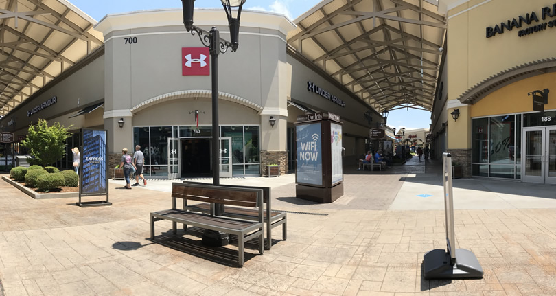Asheville Outlets, Our Local Outlet Mall