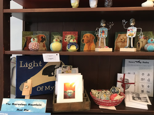 Hendersonville Area made Fine Crafts and Souvenirs l Firefly Craft Gallery in Historic Flat Rock