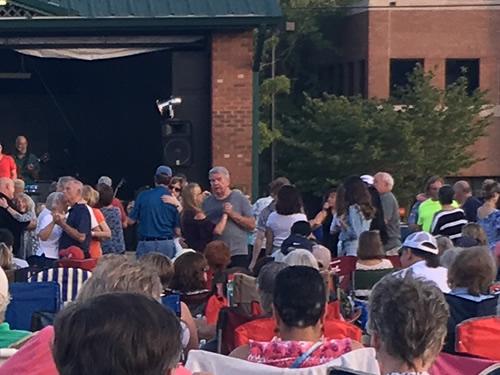 Music On Main Street Free Street Concert Series, Downtown Hendersonville