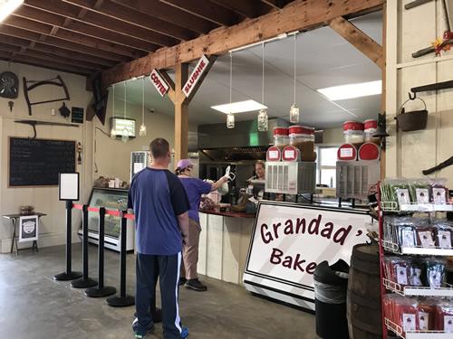 Grandad's Bakery