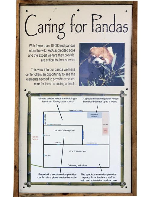 Caring for Pandas
